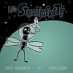 Los Straitjackets Space Mosquito / Bobsleddin' - Single