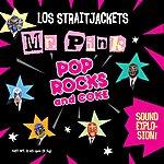 Los Straitjackets Mr Pink / Pop Rocks & Coke - Single