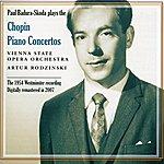 Frédéric Chopin Paul Badura- Skoda Plays The Chopin Piano Concertos (1954)