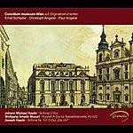 Paul Angerer Concilium Musicum Wien Auf Originalinstrumenten