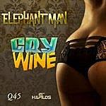 Elephant Man Cry Wine - Single