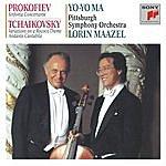 Yo-Yo Ma Prokofiev: Sinfonia Concertante; Tchaikovsky: Rococco Variations; Andante Cantabile (Remastered)