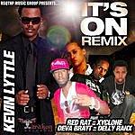 Kevin Lyttle It's On (Remix) - Single