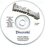 Frank Lefebre Acoustic Synergy! Diversité