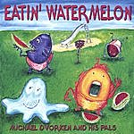 Michael Dvorken Eatin' Watermelon