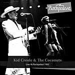 Kid Creole Live At Rockpalast (Grugahalle Essen, 16.10.1982 & Satory Halls Cologne, 03.06.1982)