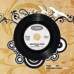 Boyz Nite Out American Vinyl - White