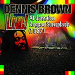 Dennis Brown Live! At Jamaica Reggae Sunsplash (1987)