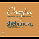 Frédéric Chopin Chopin: Complete Works For Piano & Orchestra, Vol. 1