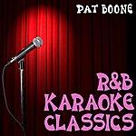 Pat Boone R&B Karaoke Favorites