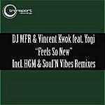 DJ MFR Feels So New