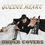 Goldee Heart Under Covers