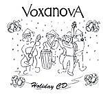 Voxanova Holiday Cd