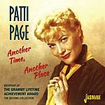 Patti Page Another Time, Another Place