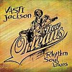 Vasti Jackson New Orleans: Rhythm Soul Blues