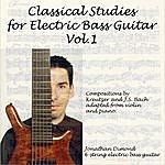 Jonathan Dimond Classical Studies For Electric Bass Guitar, Vol.1