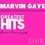 Marvin Gaye Greatest Hits For Lovers (Live)