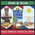 Beth & Scott Happy Holidays Around The World