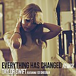 Cover Art: Everything Has Changed (Remix)