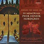 Rascher Saxophone Quartet In Memoriam Pehr Henrik Nordgren