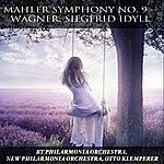 New Philharmonia Orchestra Mahler: Symphony No. 9 - Wagner: Siegfried Idyll