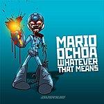 Mario Ochoa Whatever That Means