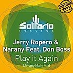 Jerry Ropero Play It Again (Feat. Don Boss) [Jerany Main Mix]