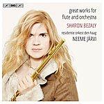 Neeme Järvi Great Works For Flute & Orchestra