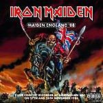 Iron Maiden Maiden England '88