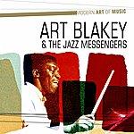 Art Blakey Modern Art Of Music: Art Blakey & The Jazz Messengers