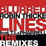 Robin Thicke Blurred Lines (The Remixes)