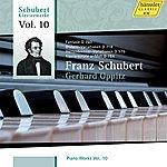 Gerhard Oppitz Schubert: Piano Works, Vol. 10