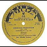 USSR State Symphony Orchestra Prokofiev: Symphony No. 7