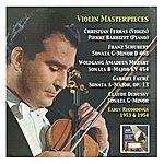 Christian Ferras Violin Masterpieces Vol.1: Christian Ferras (Early Recordings 1953 & 1954) Schubert, Mozart, Fauré & Debussy