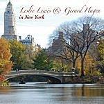 Leslie Lewis Leslie Lewis & Gerard Hagen In New York