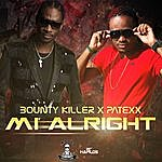 Bounty Killer Mi Alright - Single