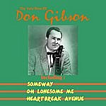 Don Gibson Don Gibson, The Very Best Of