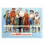 """Jerome Moross The Big Country (Theme From """"The Big Country"""" Original Soundtrack)"""