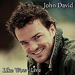 John David Like Wow (Live)