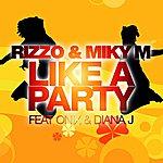 Rizzo Like A Party (Feat. Onix Lan, Diana J)