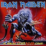 Iron Maiden A Real Live Dead One