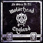 Motörhead No Sleep At All (Reissue) [Bonus Track Version]
