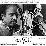 L. Subramaniam Sangeet Sangam, Vol. II