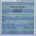 Bohdan Warchal Haydn: Symphonies 1-3