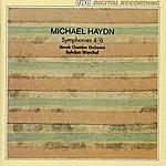 Bohdan Warchal Haydn: Symphonies Nos. 4-6