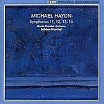Bohdan Warchal Haydn: Symphonies 11, 12, 15, 16