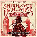 Sir John Gielgud The Great Sherlock Holmes Adventures