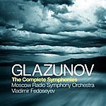 Moscow Radio Symphony Orchestra Glazunov: The Complete Symphonies