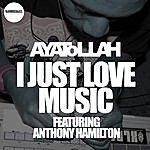 Ayatollah I Just Love Music (Feat. Anthony Hamilton) - Single