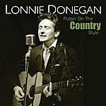 Lonnie Donegan Puttin' On The Country Style